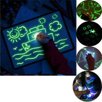 Light Up Magic Drawing Board LED Light Fun And Developing Toy Educational30*42cm