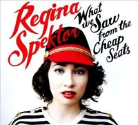 What We Saw from the Cheap Seats Regina Spektor CD Sealed ! New ! 2012