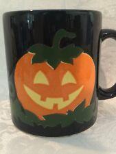 Waechtersbach Jack O Lantern Cup Mug Halloween Pumpkin Made In Spain Pottery