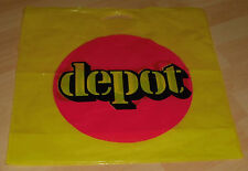 dachbodenfund plastiktüte alt depot tragetasche kunststoff tüte sammler/bastler