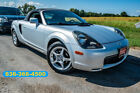 2001 Toyota MR2  2001 Used 1.8L I4 16V Manual RWD Convertible new Toyota trade in alloy wheels