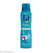 (28 /l) 3x 150ml FA desodorante Fantasy Moments 48h anti Mancha sin aluminio