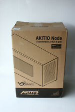 Akitio Node - Thunderbolt 3 eGFX Box externe Grafikkarte Gehäuse (VDB21FN)
