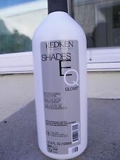 Redken Shades EQ Processing Solution Developer Shades Color Gloss 33.8oz NEW!