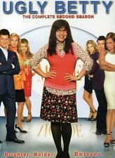 Ugly Betty: The Complete Second Season [5 Discs] (2008, REGION 1 DVD New) WS