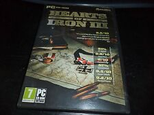 Hearts of Iron III 3 PC Spiel