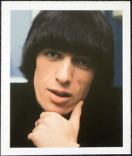 THE ROLLING STONES POSTER PAGE . 1965 BILL WYMAN PORTRAIT . I81