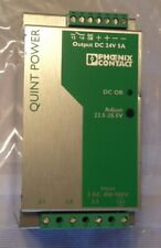 Phoenix Contact quint-ps-3x400-500ac/24dc/5a power supply