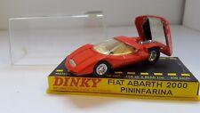 Dinky Toys - 1430 - FIAT Abarth 2000 Pininfarina N MIB