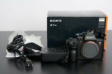 Sony Alpha a7R III Mirrorless Digital Camera - Very Good Condition - No Reserve