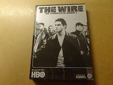 5-DISC DVD BOX / THE WIRE: SEASON 1