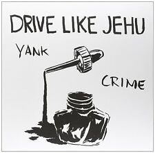 Drive Like Jehu Yank Crime Vinyl LP Record & 7 hot snakes rocket from the crypt+