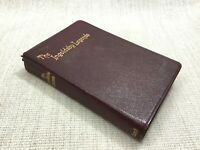 1905 Antico pelle Delimitati Libro The Ingoldsby Legends Oxford University Press