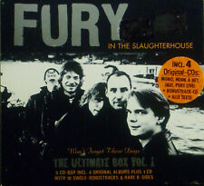 5-cd-set Fury in the Slaughter House - the Ultimate Box Vol. 1
