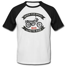 HONDA CG 125-Nuova T-shirt Cotone-Tutte le taglie in magazzino