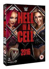 WWE Hell In A Cell 2016 [DVD] *NEU* Region Code 2 Seth Rollins Kevin Owens