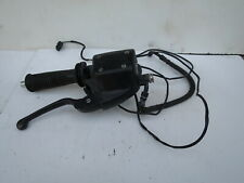 HANDBRAKE LEVER MASTER CYLINDER NON ABS BMW R1150RS  PART NR. 32727657182