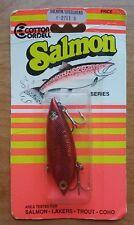 "Cotton Cordell TH' SPOT ""Salmon Series"" lipless crankbait"