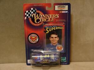 Jeff Gordon Superman #24 Chevrolet Winners Circle 1999 Lifetime Series 1/64 NIP