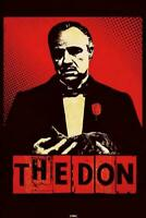 The Godfather : The Don - Maxi Poster 61cm x 91.5cm new and sealed