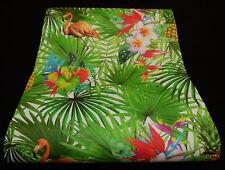 """05225-10)  schicke Papier Design Tapete """"Paradisio Flamingo"""""""