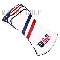 USA Stars Stripes Driver Fairway Wood Hybrid Headcover for Golf PING CALLAWAY