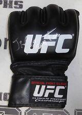 Junior Dos Santos Signed UFC Official Fight Glove PSA/DNA COA Autograph 155 166