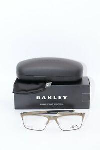 Oakley Eyeglasses OX 5137 0254 Cartridge Pewter NWT 54 17 137