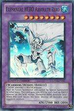 Yu-Gi-Oh: héroe Elemental Cero Absoluto-Super Raro-Genf-ense 1-Edición Lim