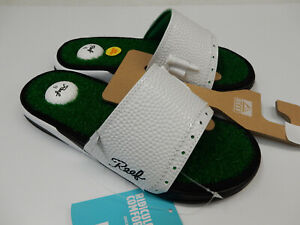 Reef Mens Mulligan Slide Green 9