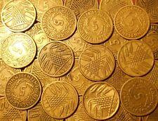 DEUTSCHES REICH GERMANY Weimar 5 rentenpfennig KM#32 1923-1924 choose your coin