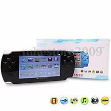8GB 4.3 Inch Screen MP5 Game Player MP3 Game Console Audio Video Camera Player
