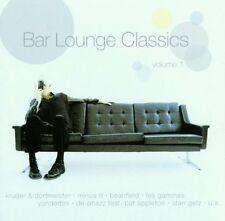 Bar Lounge Classics (2001) 01:Kruder & Dorfmeister, Yonderboi, Minus 8,.. [2 CD]