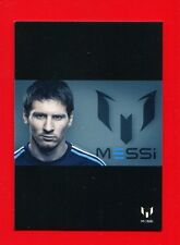MESSI OFFICIAL CARD - Barcellona Card Icons - n. 95 - BRAND -New