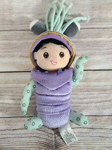 "Disney Pixar Plush Boo in Costume Stuffed Animal Monsters Inc 10"""
