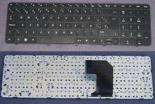 Tastiera Qwerty Spagnola HP Pavillion G7-2000 G7-2100 697477-071 Nero CON