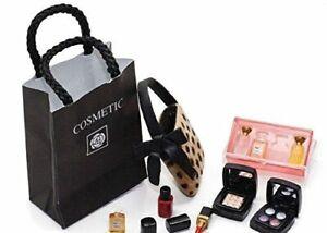 Re-ment Miniature Department Store Shopping 1/F Cosmetics Perfume Lipstick Set