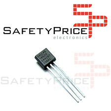 Ds18b20 Digital Temperatura Sensor Dallas To92 + Resistencia 4,7Kohm 1% GRATIS