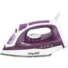 More details for infapower x603 steam iron 2400w uk plug