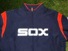 Authentic Chicago White Sox Vintage On-Field Therma Base Jacket Women's XL $150+