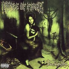 Thornography (Harder, Darker, Faster - (CD) [PA] Cradle Of Filth