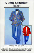 A Little Somethin' Jacket, CNT Pattern Co, Jacket Pattern, DIY Sewing for Women
