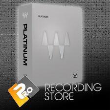 Waves Platinum Bundle Native - 44 Plugins - Pro Tools AAX RTAS VST AU Mac PC -DL