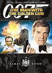 The Man with the Golden Gun (DVD, 2007)  Roger Moore