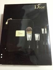 DIOR Holiday Couture Collection Backstage Brush Set + Case Limited Edition