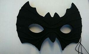 Dress Up Accessory Black Half face eye mask