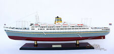 """SS Statendam Ocean Liner Handcrafted Ship Model 31"""" Scale 1:250"""