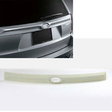 Unpainted Rear Middle Lid Spoiler Wing Refit Fit For Subaru Forester 2009 2010