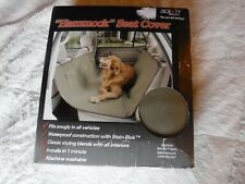 New In Box Hammock Seat Cover Solvit Pet Rear Seat Cover