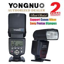 YONGNUO YN560 IV Wireless Universal Speedlite Flash Sony Canon Nikon US